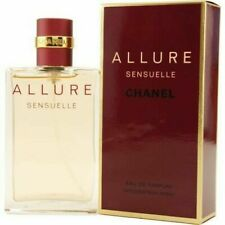 ALLURE SENSUELLE by CHANEL Eau de Parfum EDP 3.4 oz 100ml Brand New Sealed Box!