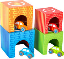Legler - Stacking Cubes Vehicles - 11083