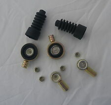 GEAR CABLE REPAIR KIT FOR MGF & MGTF CABLE CONNECTORS & GAITERS TWO CABLES UK CO