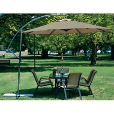 Cantilever 10 ft  Round Umbrella. Summer Sale!