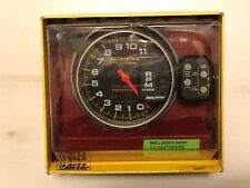 "Autometer Ultimate II Tachometer 5"" 4 Stage Shift Lite w/ 2 Channel Playback"