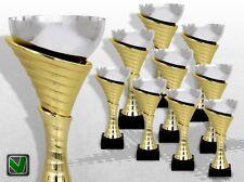 9er Pokalserie ATLANTA mit Gravur günstig kaufen TOP DESIGN Pokale gold silber