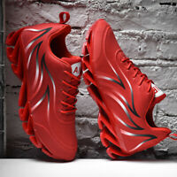 Men's Sneakers Outdoor Running Sports Shoes Breathable Fashion Jogging Trainers