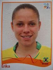 Panini 258 Erika Brasilien FIFA Women's WM 2011 Germany