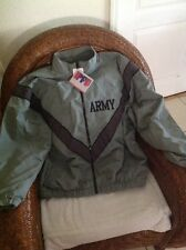 Army us military training ipfu jacket Dscp new with tags size XL Men's