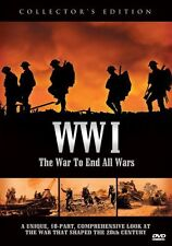 WWI: The War to End All Wars [3 Discs] DVD Region 1