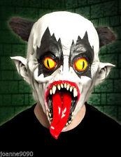 Déguisements et masques noirs clown