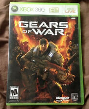 GEARS OF WAR MICROSOFT XBOX 360 GAME COMPLETE