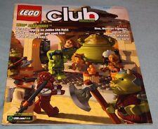 Lego Club Magazine March-April 2013 Lego Star Wars - R2D2 is spying on Jabba