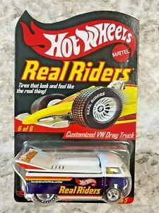 Hot Wheels Redline RLC Customized VW Drag Truck Blue Adult Collectors Toy Car