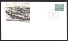 Canada   #  930    ARTIFACTS - SLEIGH      Brand New 1985 Unaddressed Cover