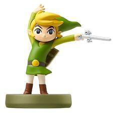 NEW Nintendo 3DS Amiibo Toon Link Wind Waker Legend of Zelda JAPAN IMPORT