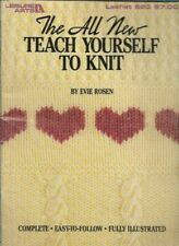 Q71a   The All New Teach Yourself to Knit