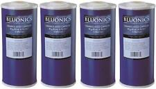 "4 Big Blue (GAC) Granular Activated Carbon Water Filters 4.5"" x 10"" Cardridges"