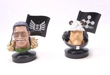 "One Piece Greatdeep Collection  Figure 2PCS Authentic 4"" BANDAI Japan A4461"