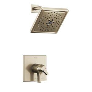 Delta Zura T17274-CZ Champagne Bronze Monitor 17 Series H2Okinetic Shower *READ