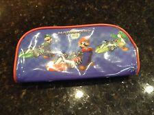Nintendo Wii MarioKart Mario Pencil Pouch