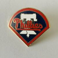 Philadelphia Phillies Logo Hat/Lapel Collectible Pin MLB Licensed GBP
