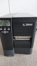 Zebra ZM400 ZM400-2006-0000T Thermal Barcode Label Printer - USB + Parallel COMM