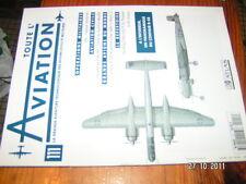 * Toute l'Aviation n°111 Poster Convair B-58/ He 219A