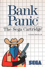 ## SEGA Master System - Bank Panic - TOP / MS Spiel ##