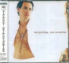 Marc Anthony - Amar Sin Mentiras - Japan CD - NEW