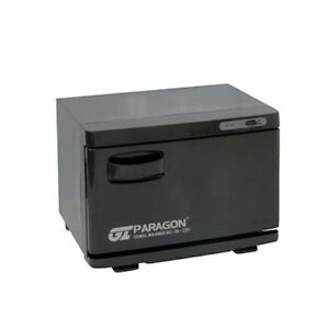 Paragon HC-78 Small Capacity Hot Towel Cabinet Warmer, 24 Towel - HC-78B - BLACK