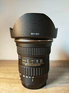 Tokina AT-X PRO 17-35mm f/4.0 FX AF Lens for Canon