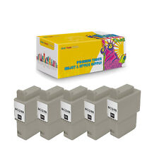 Compatible 5Compo BCI-21B BCI-24B Black Ink Cartridge for Canon BJCAN-4000