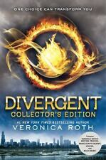 Divergent: Divergent 1 by Veronica Roth (2014, Hardcover, Collector's)