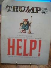 Trump  Magazine January , 1957 First Issue