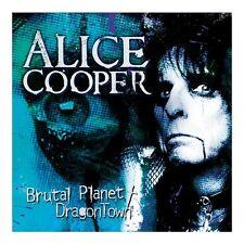 Alice Cooper - Brutal Planet+Dragontown (2CD Standard Jewel Case Edition)