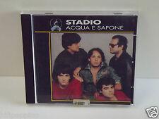 """STADIO """"ACQUA E SAPONE""""  CD"""