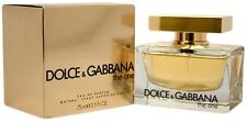 jlim410: Dolce & Gabbana The One for Women, 75ml EDP paypal
