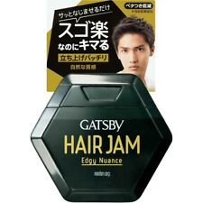 Gatsby Japan Hair Jam Hair Styling Jelly (110ml/3.7 fl.oz) - Edge Nuance