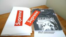 SUPREME REMEMBER TEE T SHIRT NAVY BLUE SIZE S SMALL FW18 FW2018