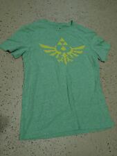 Legend Of Zelda Skyward Sword Green M Short Sleeve T-Shirt Medium Videogame gear
