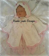 BONNET #62 NOT CLOTHES SHORTS KNITTING PATTERN for BABY ANGEL TOP