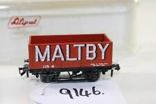Liliput OO Scale private owner plank goods freight wagon Maltby (9146)