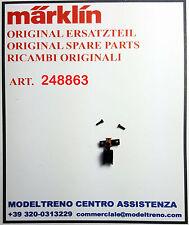 MARKLIN 248863 SUPPORTO GANCIO   KUPPLUNGSDEICHSEL 37521 37522 37524 37526