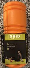 TriggerPoint GRID Foam Roller - Orange - 13 Inch - Personal Fitness - NEW IN PKG
