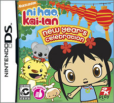 NIHAO Kai-lan Niños Juego DS DS DS LITE 3 DS 2 DS DSI 3 DS XL