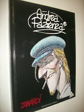 ANDREA PAZIENZA N.1:ZANARDI.L'ESPRESSO 2006 CARTONATO PARI AL NUOVO!!
