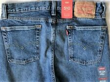 Levi's Men's NWT 510 0786 29X32 Terry Blue Skinny Waist-Hip Stretch Denim Jeans