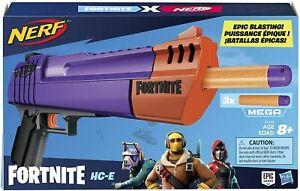 Nerf Fortnite Mega HC E Blaster Desert Eagle Ages 8+ Toy Gun Game Play Gift Boys