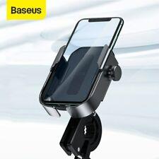 Baseus Universal Motorcycle Motorbike Scooter Bike Phone Holder GPS Stand Mount