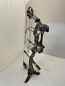 Martin Archery Carbon Fury LD #70 Treezyn Early Seeyzn LH