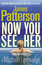 Now You See Her by James Patterson Large Paperback 20% Bulk Book Discount