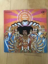 New listing JIMI HENDRIX EXPERIENCE Axis: Bold As Love REPRISE LP RS 6281 - 1967