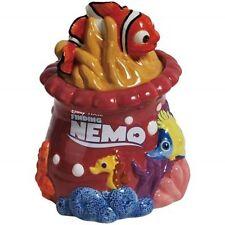 Disney Finding Nemo Ceramic Cookie Jar